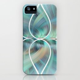Sigh of Bliss iPhone Case