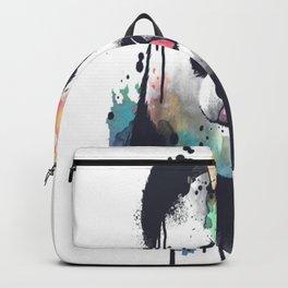Ice cream pandacorn Backpack