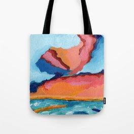 Dawn Song Tote Bag
