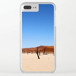 Sossusvlei Clear iPhone Case