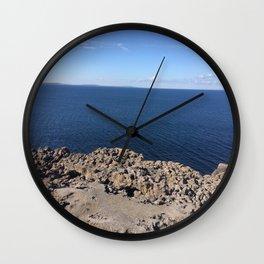 Calm Day Wall Clock