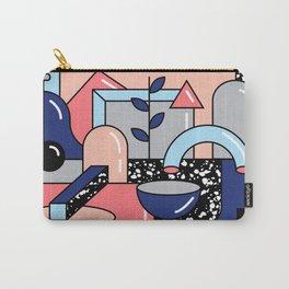 Shape Set no.1  Carry-All Pouch
