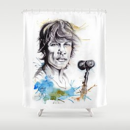 Bon Jovi Shower Curtain