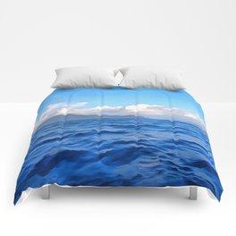 Aegean Blue Comforters