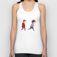 stiles Tank Tops featuring Stiles & Scott by MaliceZ