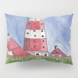 Coastal Tower Pillow Sham