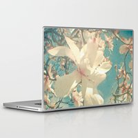 once upon a  time Laptop & iPad Skins featuring Once Upon a Time by Cassia Beck
