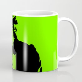 Neon Green Uncle Trump Needs You Coffee Mug