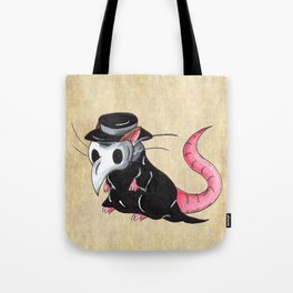 Plague Rat Tote Bag
