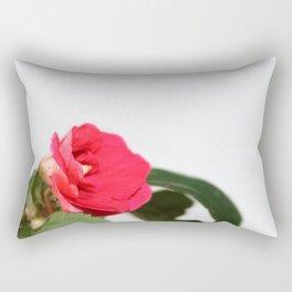 small red flower Rectangular Pillow