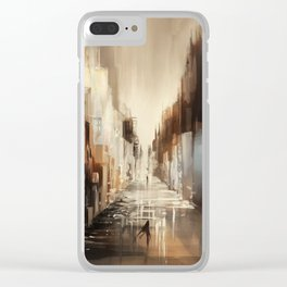 Cities Visions - Still Together Friend Clear iPhone Case