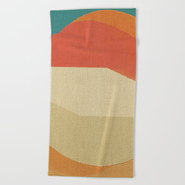 Sand Strip Beach Towel