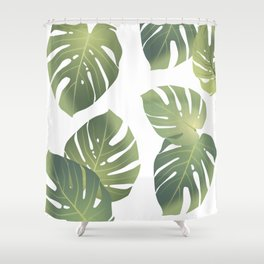 Tropics Shower Curtain
