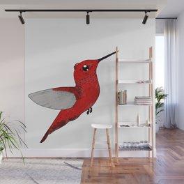Noni's Hummingbird Wall Mural