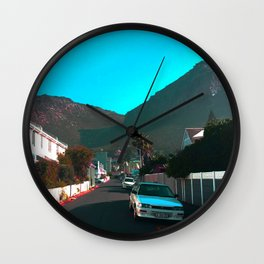 Walk Wall Clock