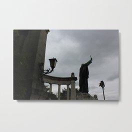 Saint Geller Monument Budapest Metal Print