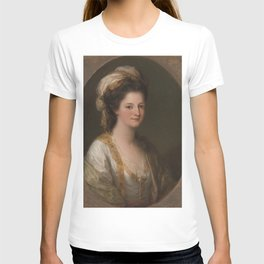 Angelica Kauffman - Diana and her Nymphs Bathing (1778) T-shirt