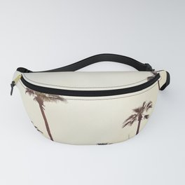 Palm Trees in the Desert Fanny Pack