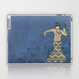 Belly dancer 4 Laptop & iPad Skin