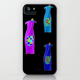 Dresses??? Why not!!!! iPhone Case