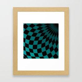 Wonderland Floor #4 Framed Art Print