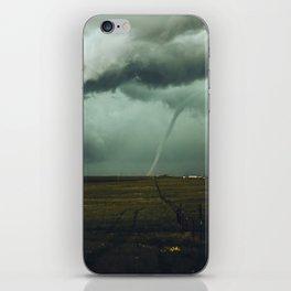 Tornado Alley (Color) iPhone Skin