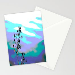 Posterized Stationery Cards