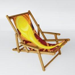 Blight Caster Sling Chair