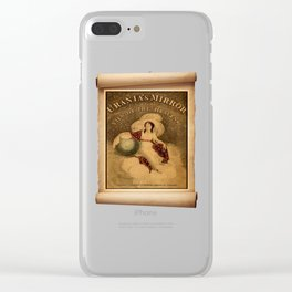 Urania's Mirror Clear iPhone Case