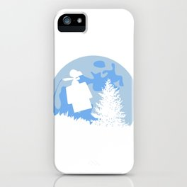 HMS Beagle iPhone Case