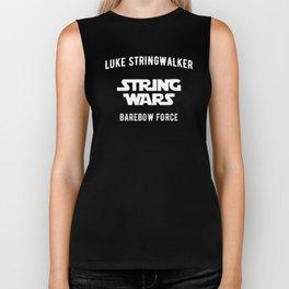 STRING WARS - Luke Stringwalker - Barrow Force Biker Tank