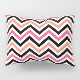 Romantic ZigZag Pillow Sham