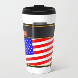 USA Rock Amplifier Travel Mug