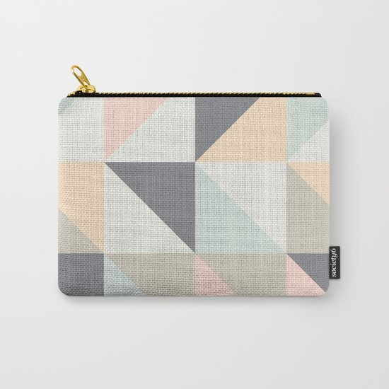 Lounge Pasteles Carry-All Pouch