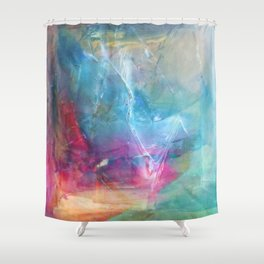 AWED CO (Keats) Shower Curtain