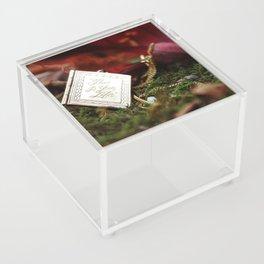 The Locket Acrylic Box