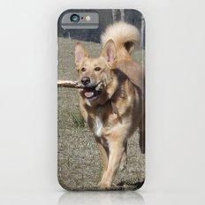 Running Dog iPhone 6s Slim Case