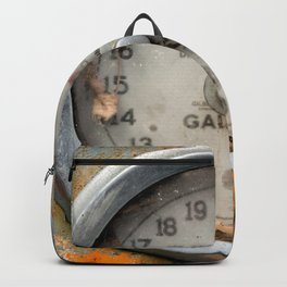 Vintage Guage Backpack