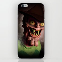 Scary Terry iPhone Skin