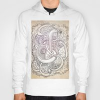 tangled Hoodies featuring Tangled by Ben Nguyen