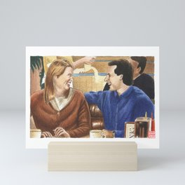 The schmoopies Mini Art Print