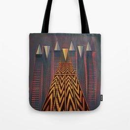 RetroFuture / Evolution-03 Tote Bag