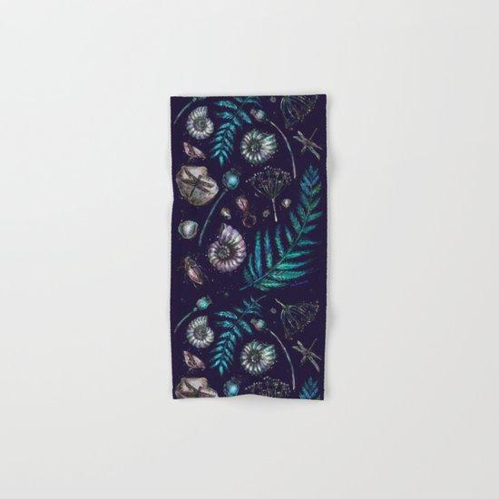 Mystical natural pattern Hand & Bath Towel
