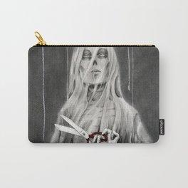 La Mort / Death Carry-All Pouch