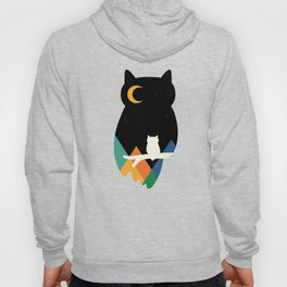 Eye On Owl Hoody