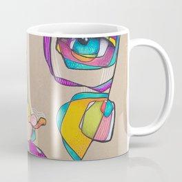 Original Illustration by Jenny Manno Coffee Mug