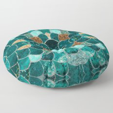 REALLY MERMAID Floor Pillow