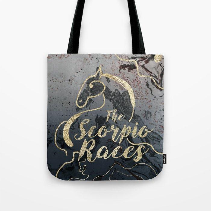 The Scorpio Races - I Will Ride Tote Bag