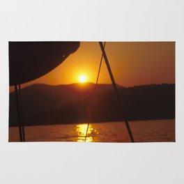 SUNSET DREAMING #1 #art #society6 Rug