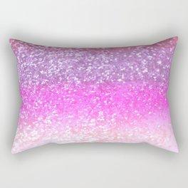 Unicorn Girls Glitter #1 #shiny #decor #art #society6 Rectangular Pillow